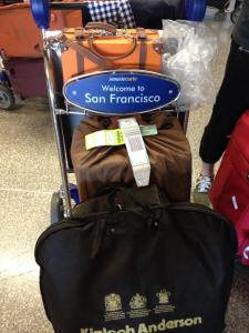 San Francisco Trip Alarm Mon