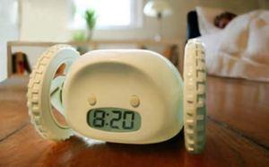Rolling alarm