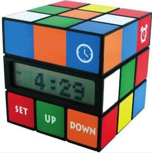 Rubix cube alarm